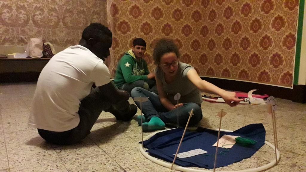 Laboratorio di Teatro Sociale interculturale - LTI